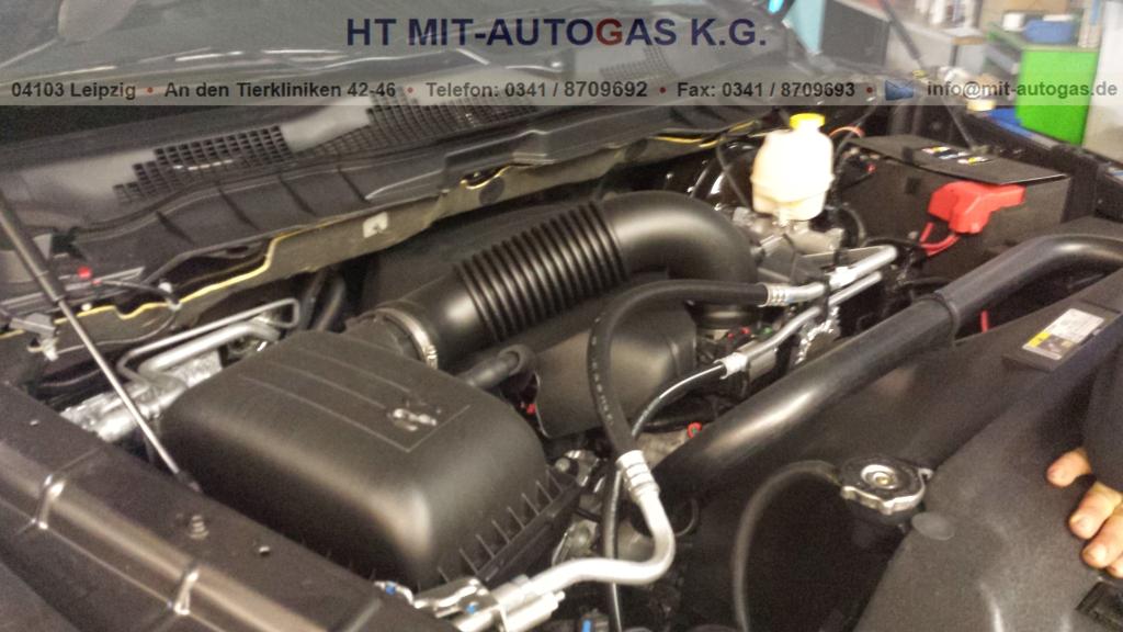 Dodge RAM 1500 5,7l Hemi